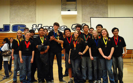 2012 Science Olympiad